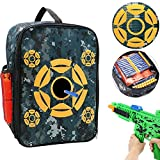 Tacobear Target Pouch Storage Carry Equipment Bag para Nerf N-strike Elite / Mega / Rival Series