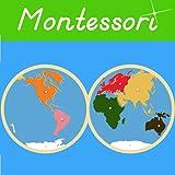 Montessori Continents