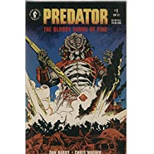 Predator The Bloody sands of time