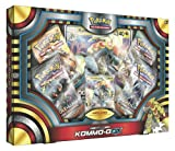 Upper Deck Pokemon Set KOMMO-O GX in Italiano
