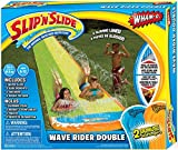 Wham-O 64120 Slip N Slide Classic Wave Rider Double 16ft with 2 Boogies,...
