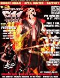 911Wrestling Magazine - Kahagas Cover: WWE, TNA, Pro Wrestling Magazine for Independent Wrestlers and Fans