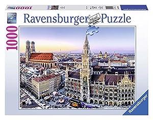 Ravensburger - Puzzles 1000 Piezas, diseño Munich (19426 1)
