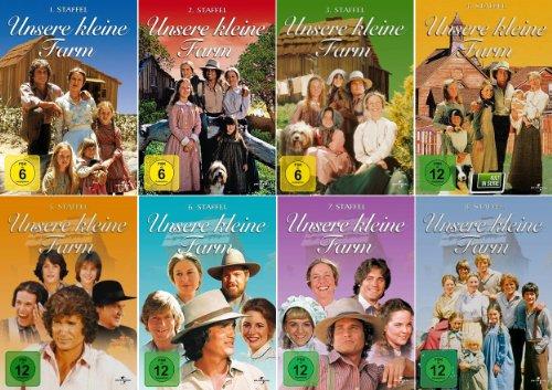 Staffel  1-8 (49 DVDs)