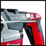 Einhell Bohrhammer TE-RH 38 E (1050 W, 9 J, Bohrleistung Ø 38 mm, SDS-Max-Aufnahme, Metall-Tiefenanschlag, Virbrationsdämpfung mit Andruckanzeige, Koffer) Test