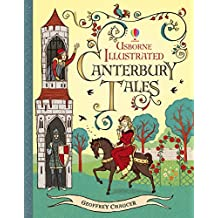 Illustrated Canterbury Tales (Illustrated Story Collections) (Illustrated Stories)
