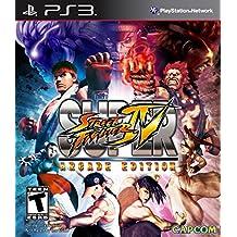 Capcom Super Street Fighter IV - Juego (PS3, ESP)
