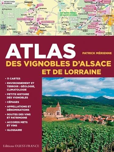 Atlas des Vignobles d'Alsace et de Lorraine