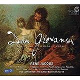 Mozart - Don Giovanni / Weisser, Regazzo, Pendatchanska, Pasichnyk, Taver, Im, Borchev, Guerzoni, RIAS Kammerchor, Freiburg, Jacobs