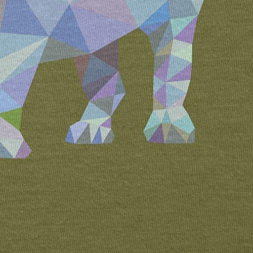 TEXLAB - Poly Rhino - Herren T-Shirt Oliv