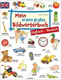 Mein erstes großes Bildwörterbuch - Englisch