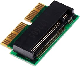 MagiDeal 12+16pin To M.2 NGFF M-Key SSD Convert For Macbook-Pro Retina A1502/A1398 MF841 MJLQ2