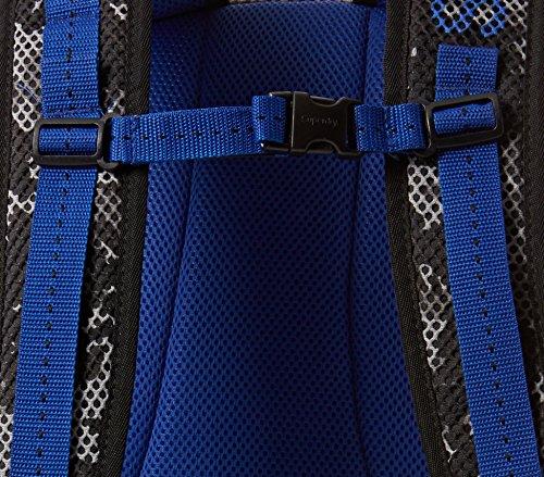 Superdry Men's Camo Mesh Shoulder Bag Multicolour Multicolore - Grey/Cobalt Image 5
