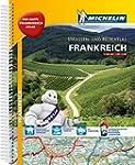 Michelin Straßenatlas Frankreich mit...