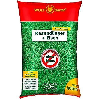 WOLF-Garten L-PM 400 - Rasendünger + Eisen von MTD bei Du und dein Garten