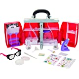 Project MC2Serie TV Kit Playset Labor Experimente Offizielle Famosa 700013213