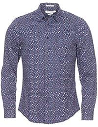 Ben Sherman Camisa Micro Floral