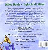 Image de Le fiabe del jazz: i giochi di Miles. Con CD Audio