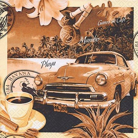 20-servietten-33x33-cm-havanna-kuba-buick-chevrolet-rum-karibik-kaffee-samba-salsa