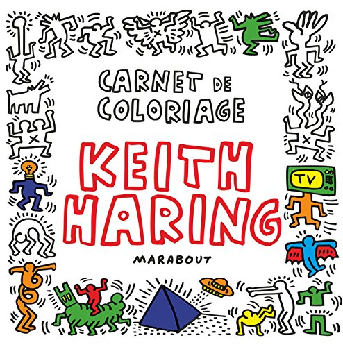 COLORIAGES par Keith Haring