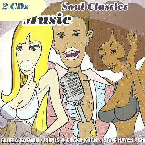 Sweet Soul Music (Compilation CD, 30 Tracks) (Summer On Donna The Radio-cd)