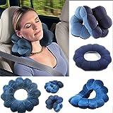 Multi-use Massage Pillow Vivid Plum Flower Shape Pillow Cotton Cushion Vogue & Classic Neck Massage Pillow