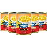 Abbie's Sweet Corn Kernels, 400g (Set of 5)