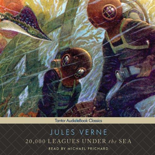 20,000 Leagues Under the Sea  Audiolibri