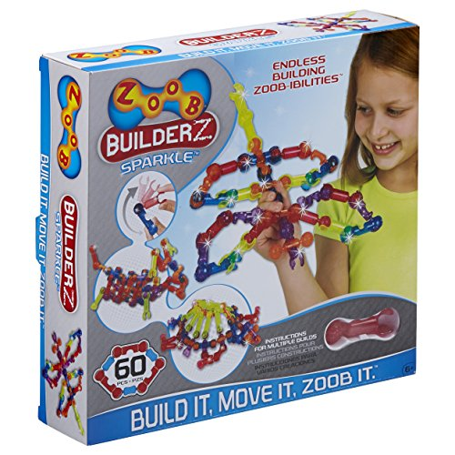 Alex-Toys-0Z11060-Zoob-Bote-de-60-Pices