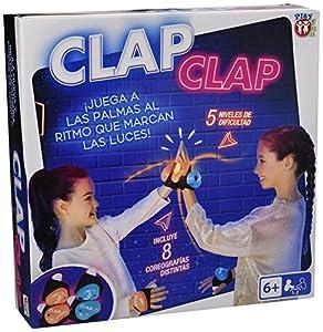IMC Toys- Play Fun Juego Clap, Multicolor (96332)