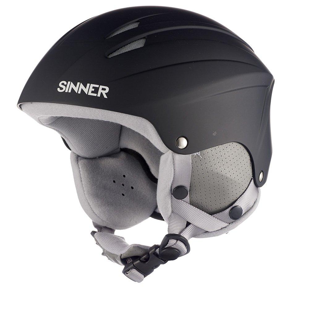 Sinner Empire Air - Casco, nero (nero), L