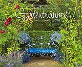 Gartenträume 2019: Großer Wandkalender. Foto-Kunstkalender zum Thema Gärten. PhotoArt Kalender im Querformat. 55 x 45,5 cm