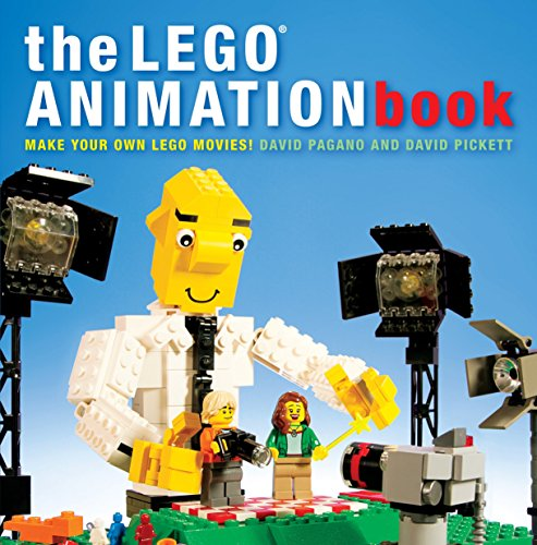 The Lego Animation Book: Make Your Own Lego Movies! por David Pagano