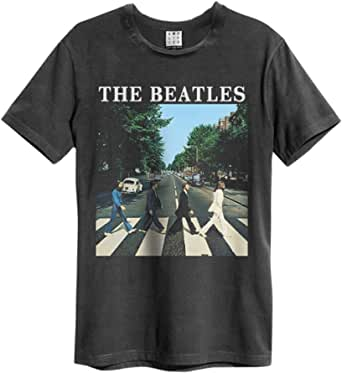 Amplified The Beatles-Abbey Road T-Shirt Homme