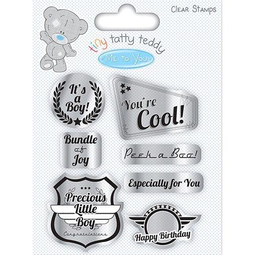 tiny-tatty-teddy-boy-chiaro-sentimento-polimero-collezione-timbro-set