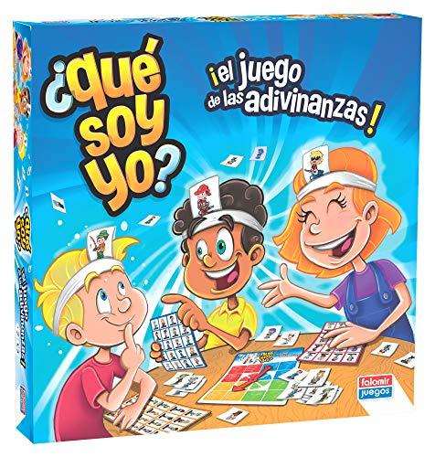 Comprar juego de mesa: Falomir 9506 ¿Qué Soy Yo? - Juego para niños a partir de 9 años, 2-4 jugadores