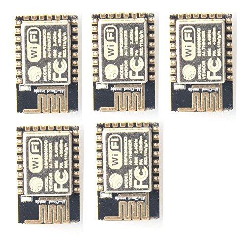 JVJ 5 X Esp8266 ESP-12E Módulo transceptor Wifi Arduino