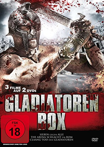 Gladiatoren Box, Vol. 1 [2 DVDs]
