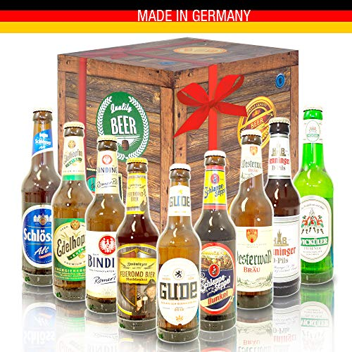 | Geschenkset Geburtstag Männer | Biere aus Deutschland ()