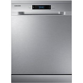 Samsung DW60M6050FS Autonome 14places A++ lave-vaisselle - Lave-vaisselles (Autonome, Acier inoxydable, Taille maximum (60 cm), Acier inoxydable, boutons, Tactil, LED)