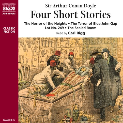 Four Short Stories  Audiolibri