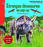 Étranges dinosaures en pop-up