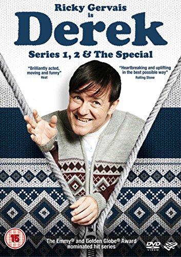 Derek - Complete Box Set [DVD] [UK Import]