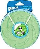 Chuckit! CU181101 Zipflight, Hundespielzeug, schwimmende Frisbee und Lenkrad, S