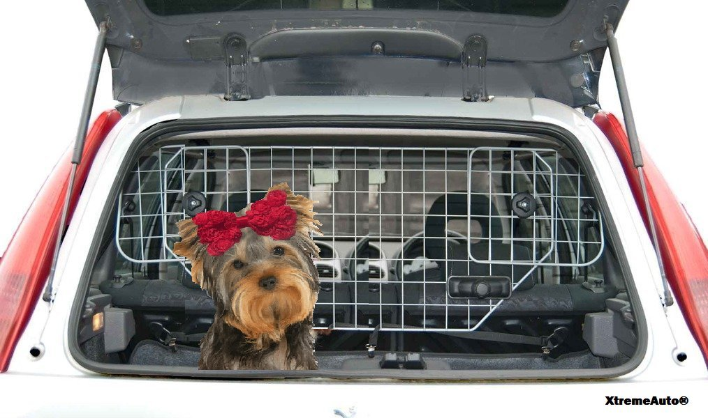 BMW 3 SERIES TOURING ESTATE DOG GUARD Boot Pet Safety Mesh Grill HEADREST FIT