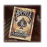 Bicycle Deck - Vintage Series 1800 (Blue) inkl. Markierungssystem