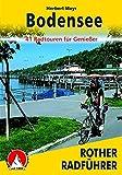 Bodensee: 41 Radwanderungen für Geniesser (Rother Radführer)