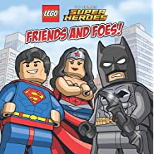 LEGO DC SUPERHEROES Friends and Foes
