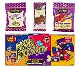 Jelly Belly Harry Potter Schokoladen Frosch (15 g) und Jelly Slugs (59 g) und Bertie Botts (54 g) und Bean Boozled Glücksrad (100 g)