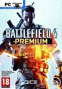 Battlefield 4 Premium Service (PC DVD)